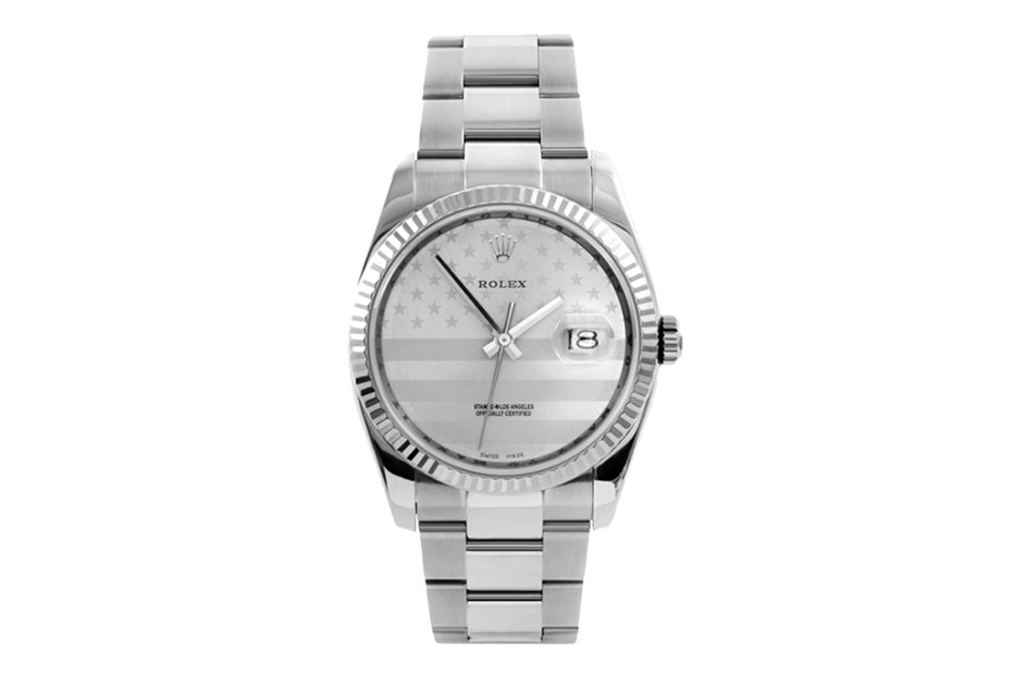 Image of Stampd Oyster Perpetual Datejust Rolex