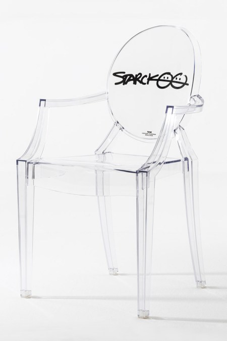 Image of Philippe Starck 10th Anniversary Ghost Chair