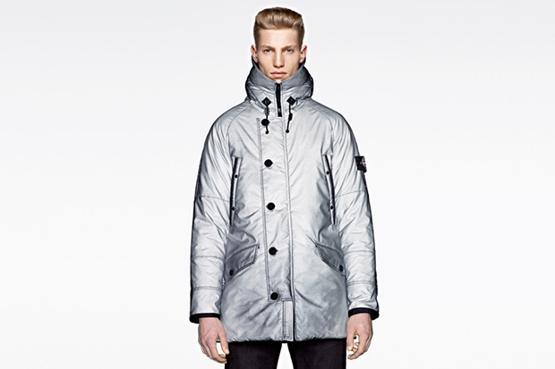 Image of Stone Island 2012 Fall/Winter Reflective Jackets
