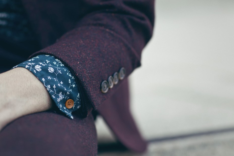 Image of Streetsnaps: ASOS 2012 Fall - Tweed/Floral