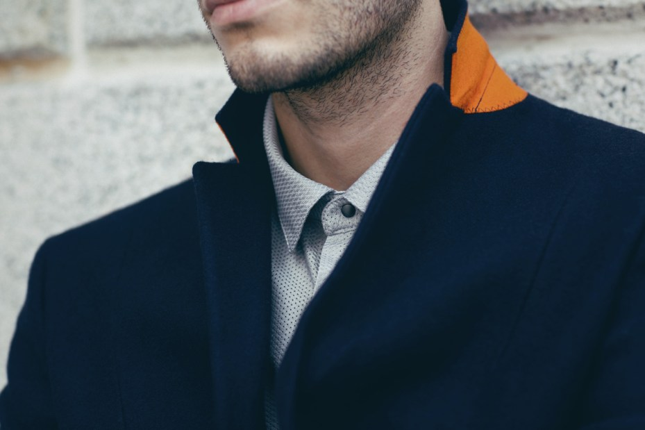 Image of Streetsnaps: ASOS Black x PUMA 2012 Fall - A Sartorial Approach