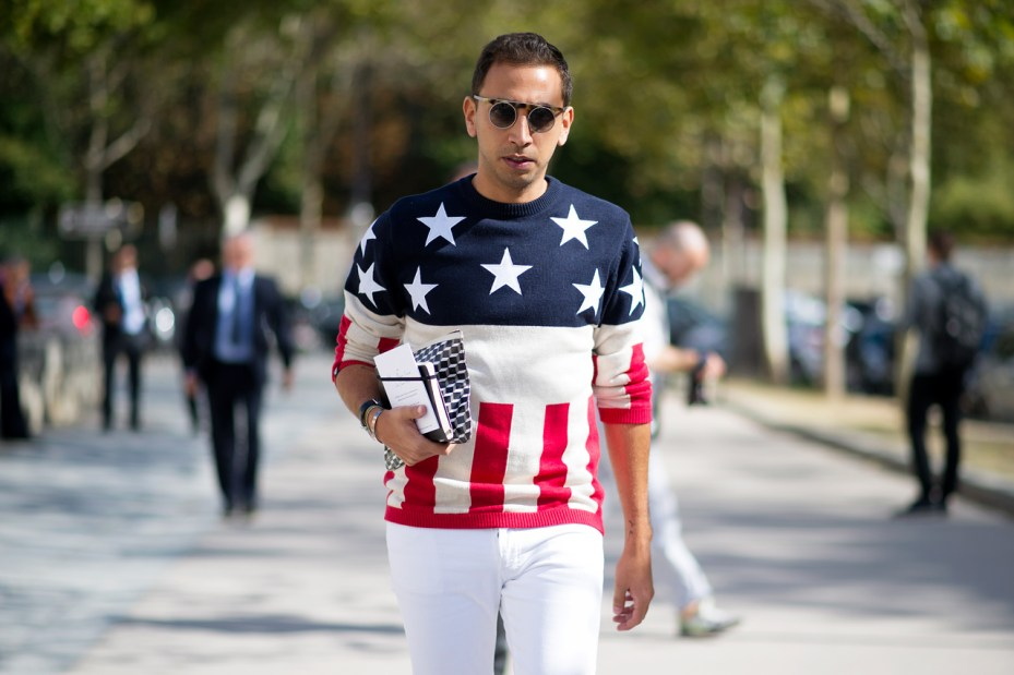 Image of Streetsnaps: Paris Women&#039;s Fashion Week 2013 Spring/Summer Part 1