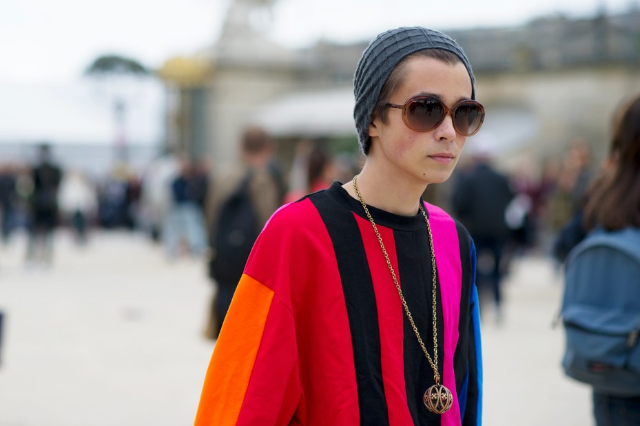 Image of Streetsnaps: Paris Women's Fashion Week 2013 Spring/Summer Part 2