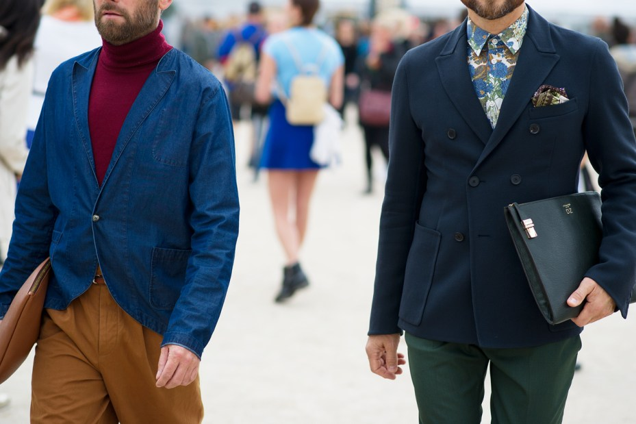Image of  Streetsnaps: Paris Women's Fashion Week 2013 Spring/Summer Part 3