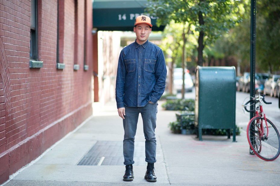 Image of Streetsnaps: Richard Chai