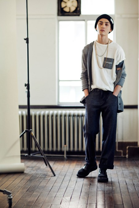 Image of STUDIOUS 2012 Fall/Winter Collection