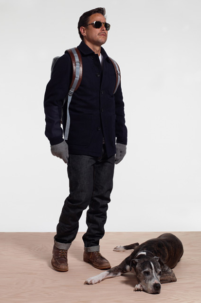 Image of Stussy Deluxe 2012 Fall/Winter Lookbook