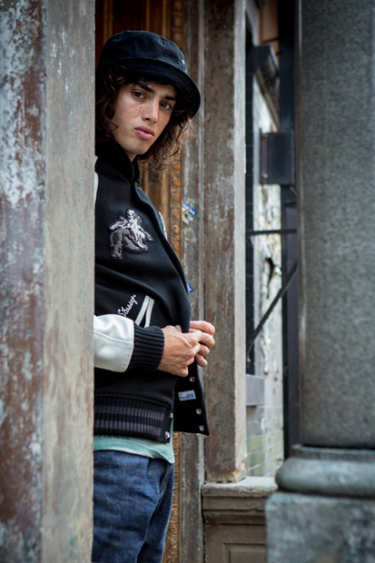 "Image of STUSSY & THE HEARTBREAKERS 2012 Fall/Winter ""East Meets West"" Lookbook"
