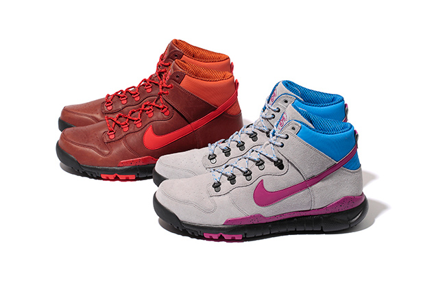 Image of Stussy x Nike S&S 2012 Fall/Winter Collection Further Look