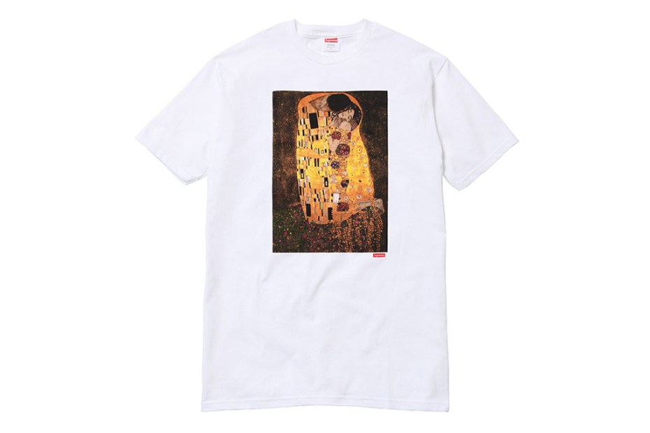 Image of Supreme 2012 Fall/Winter Vienna Tee & 77 Tee
