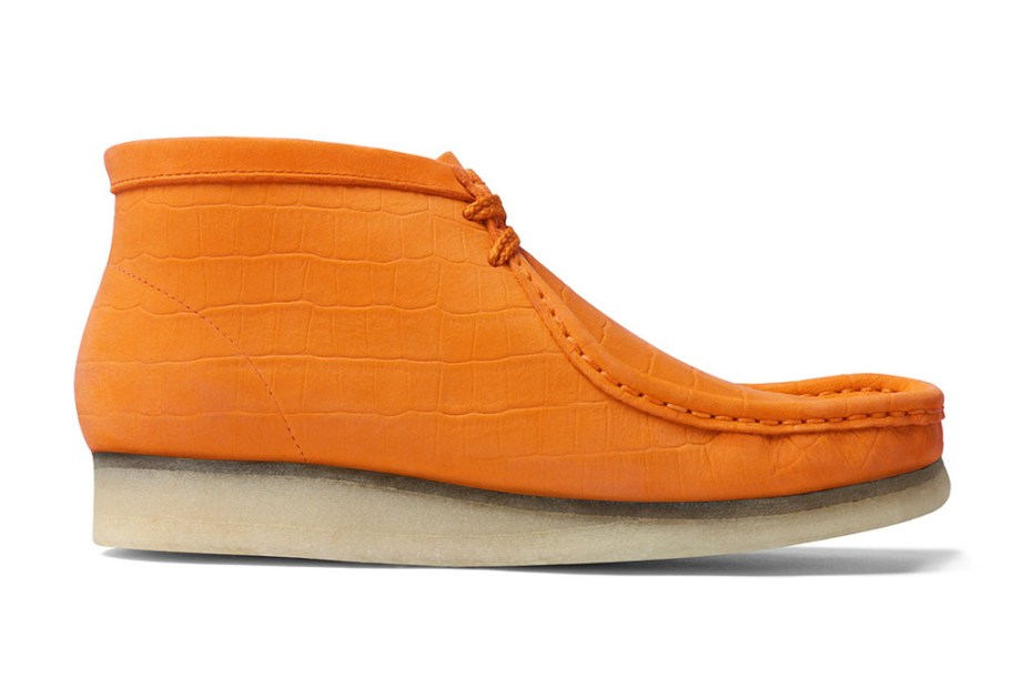 Image of Supreme x Clarks 2012 Fall/Winter Wallabee Boot