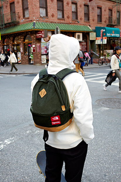 Image of Supreme x The North Face 2012 Fall/Winter Collection