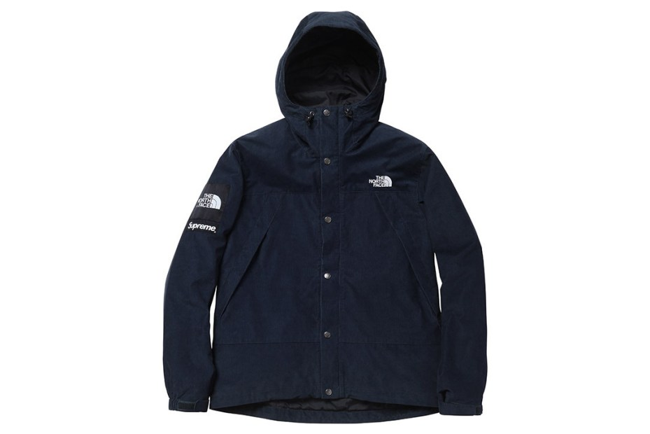 Image of Supreme x The North Face 2012 Fall/Winter Collection - A Closer Look