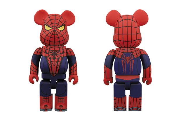 Image of The Amazing Spider-Man x Medicom Toy 1000% Bearbrick