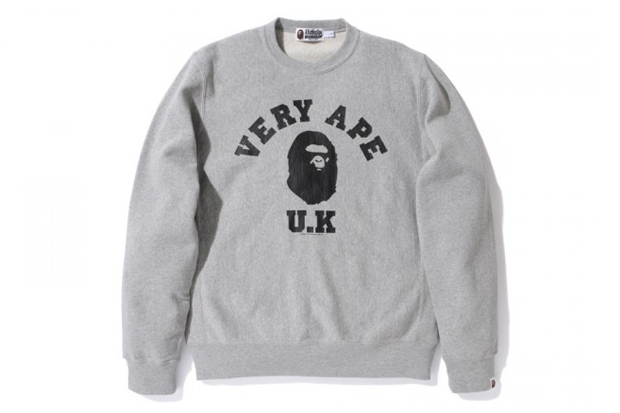 Image of BAPE STORE London Celebrates 10 Years with the Reintroduction of VERY APE UK
