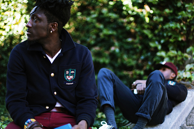 Image of The Brooklyn Circus x SHIPS 35th Anniversary Varsity Blazer