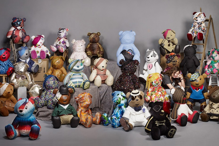 Image of The 2012 Designer Pudseys for Children in Need