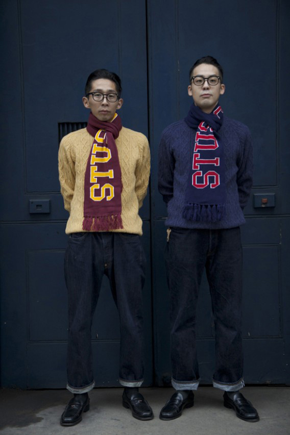 "Image of The Hideout 2012 Fall/Winter ""Shore Leave"" Lookbook"