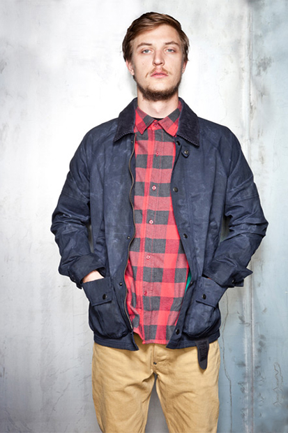 Image of The Hundreds 2012 Fall/Winter Public Label Collection