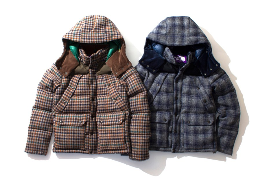 Image of THE NORTH FACE PURPLE LABEL 2012 Fall/Winter Harris Tweed Collection