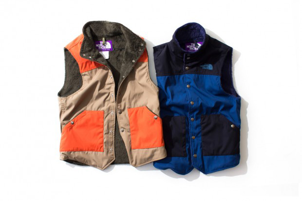 Image of THE NORTH FACE PURPLE LABEL 2012 Fall/Winter Outerwear Collection