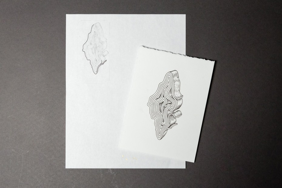 Image of The Process and Making of the Killspencer Veil by James Jean OVM iPhone Case