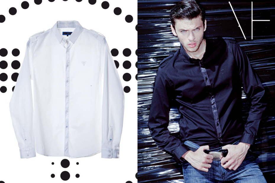 Image of Tiësto x Guess 2012 Fall/Winter Lookbook
