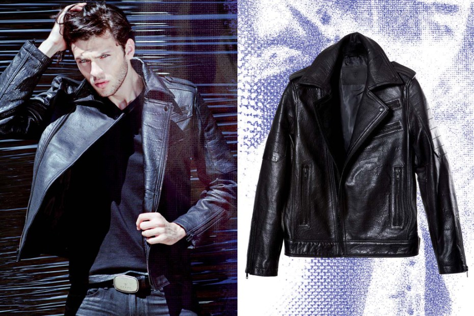 Image of Tiësto x Guess 2012 Fall/Winter Lookbook