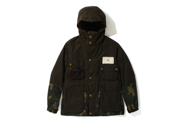 "Image of Tokito x Barbour 2012 Fall/Winter ""Beacon Heritage"" Collection"