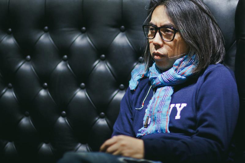 Image of TRAVERSE TOKYO Talks Range Rover Vogue with Hiroshi Fujiwara