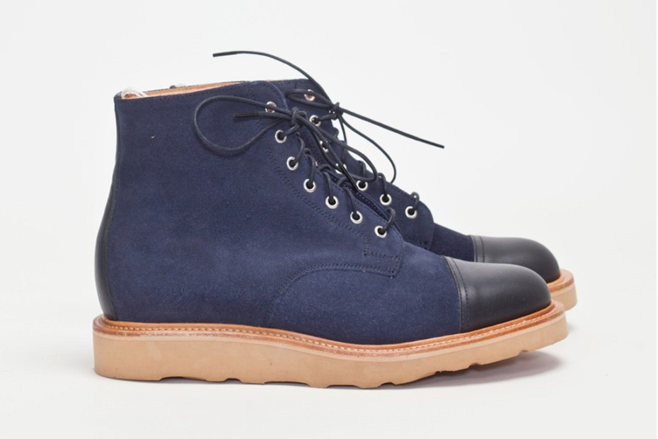 Image of Très Bien Shop x Mark McNairy 2012 Fall/Winter Cap Toe Derby Boot