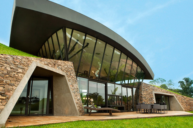 Image of Two Single-Family Homes in Paraguay by Bauen
