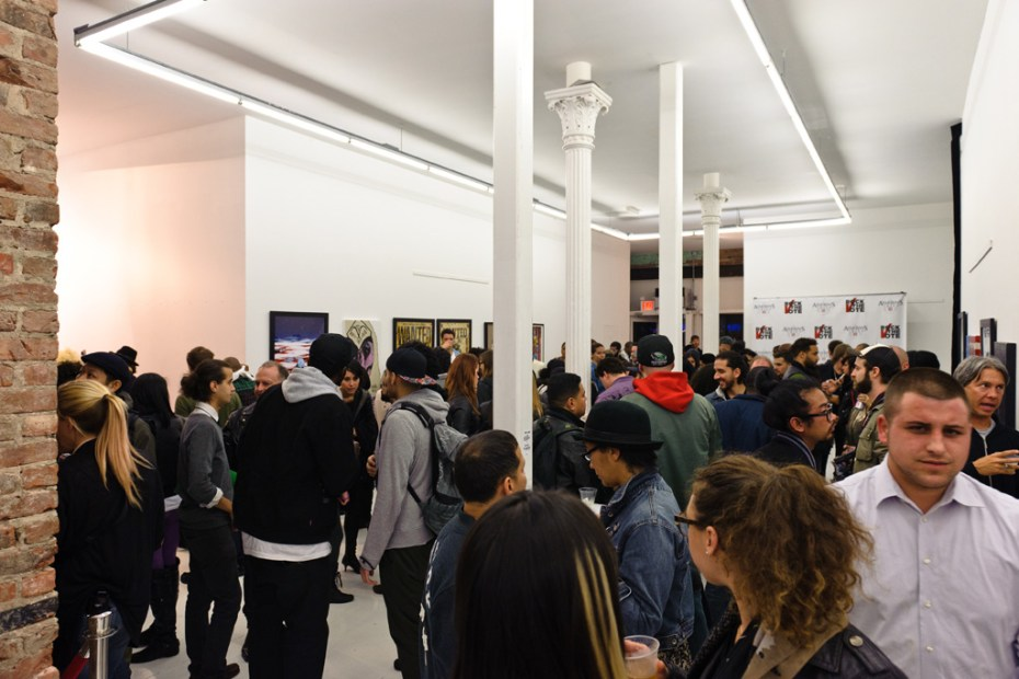 "Image of Ubisoft's Assassin's Creed III / Rock the Vote ""Art of the Assassin"" New York City Recap"