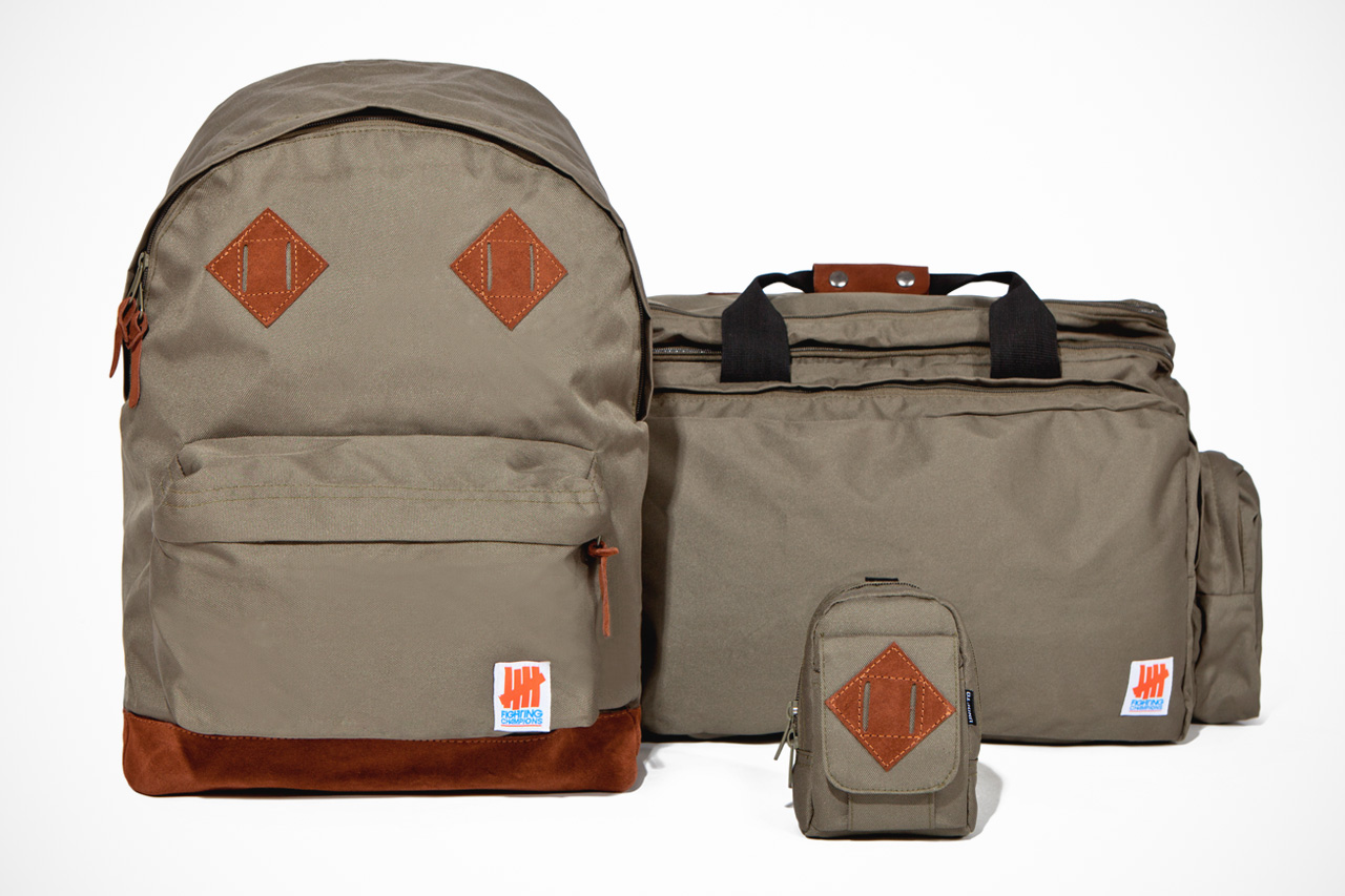 Image of Undefeated 2012 Fall/Winter Fighting Duffle, Backpack & All Purpose Bag