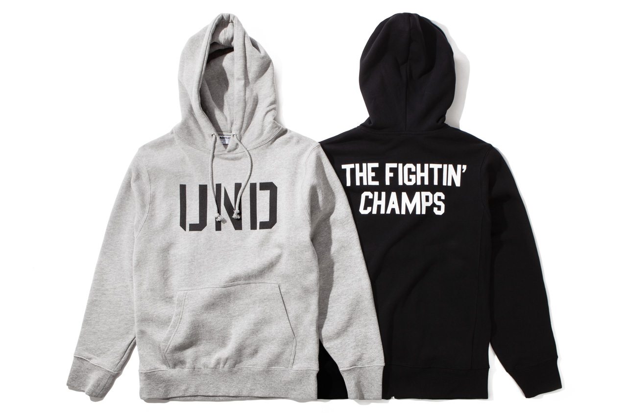 Image of Undefeated 2012 Fall/Winter Sweat & Outerwear Collection