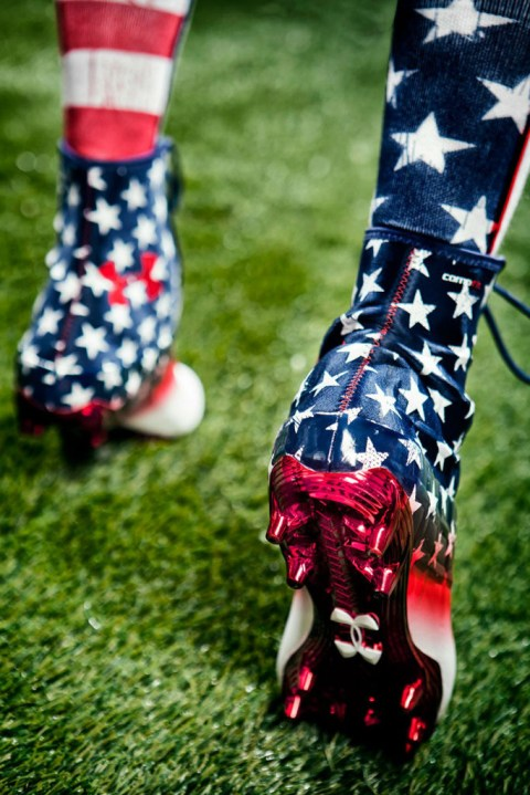"""Image of Boston College x Under Armour """"Freedom"""" Football Uniforms"""