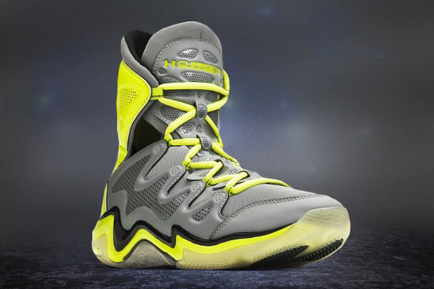 "Image of Under Armour Redefines the Modern ""High-Top"" with the Micro G Charge BB"