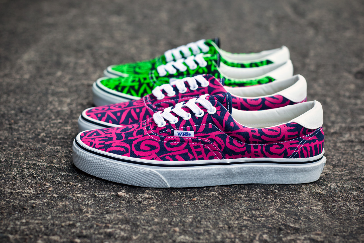 Image of Vans Van Doren Era 59 &quot;Tribal&quot; Pack