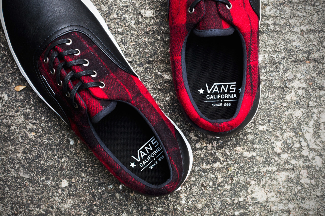 Image of Vans California 2012 Fall/Winter Flannel Pack