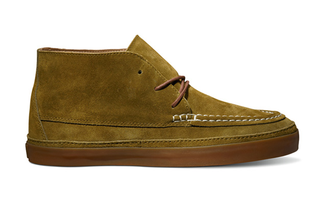 Image of Vans California 2012 Fall/Winter Suede Mesa Moc