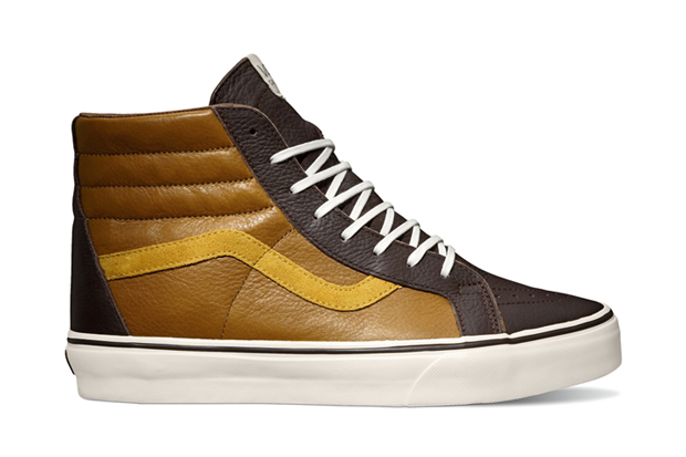 Image of Vans California 2012 Holiday Sk8-Hi Reissue CA