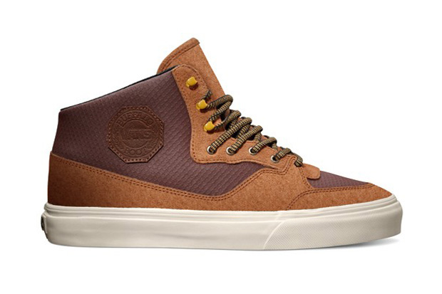 Image of Vans California 2012 Holiday Vintage Buffalo Boot CA