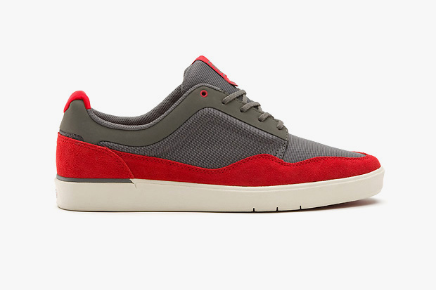 "Image of Vans LXVI 2012 Fall/Winter ""Red & Gray"" Pack"