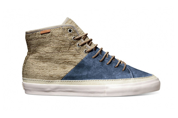 Image of Vans Vault 2012 Fall/Winter Priz Hi Lace II LX