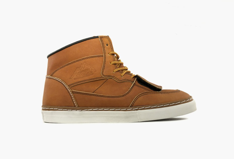 "Image of Vans Vault 2012 Fall Horween Mt. Edition ""Catcher's Mitt"""