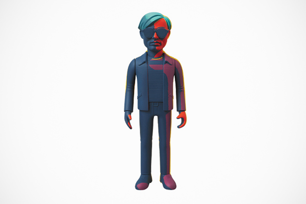 Image of VCD Andy Warhol Normal Version Figure