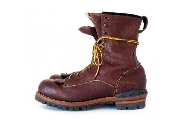 Image of visvim 2012 Fall/Winter POUNDMAKER BOOTS-FOLK *F.I.L. EXCLUSIVE