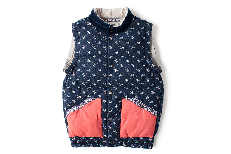 Image of visvim INSULATOR VEST PIZI
