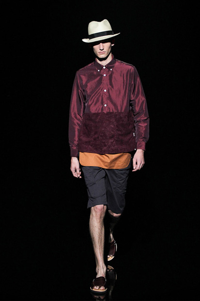 Image of WHIZ LIMITED 2013 Spring/Summer Collection