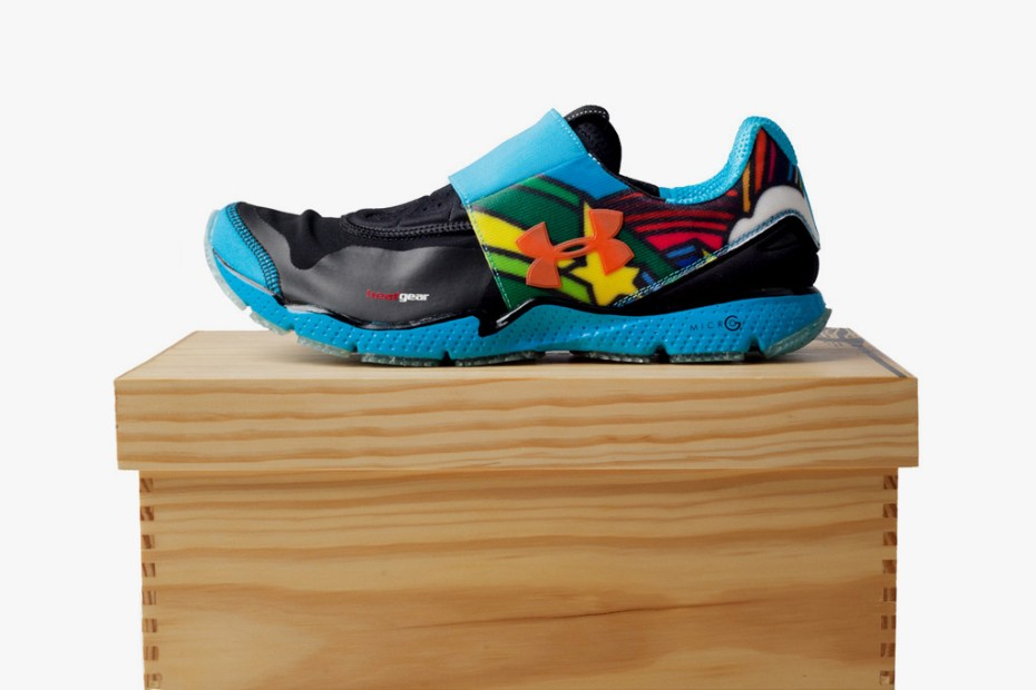 Image of Winner Announcement! Win 1 of 10 pairs of IGIRIS x Under Armour Charge RC Sneakers!